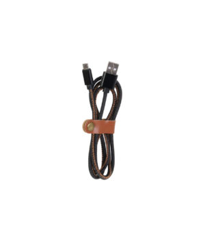 Cable de charge micro USD 1m
